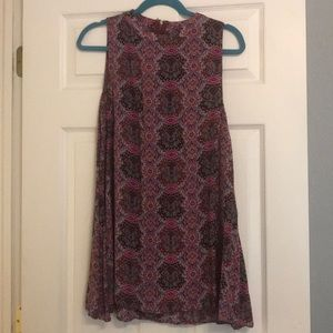 Umgee Colorful Dress Cotton